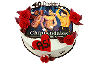 Tort Chippendales